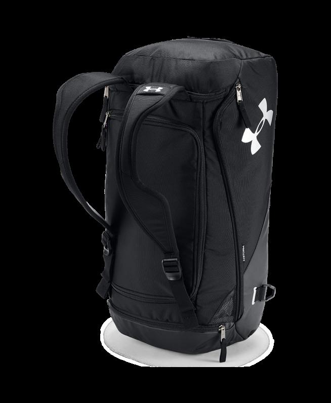 男女同款UA Contain Duo 2.0旅行双肩背包