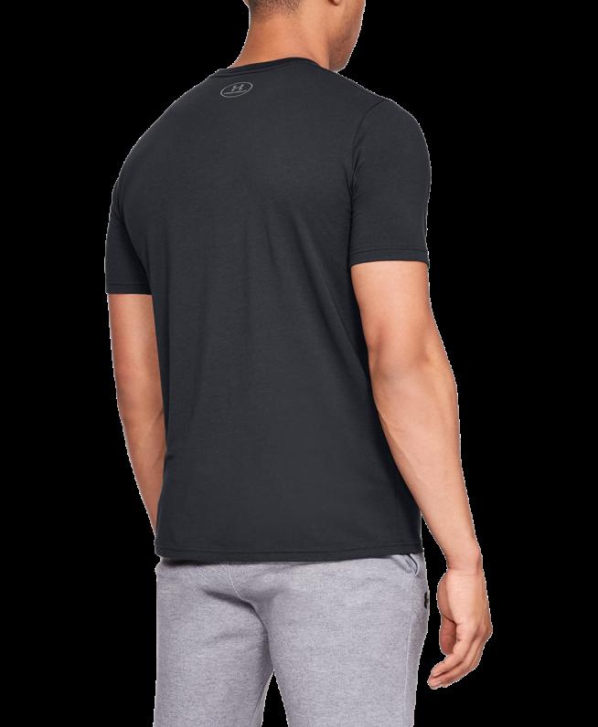 男士UA Boxed Sportstyle短袖T恤
