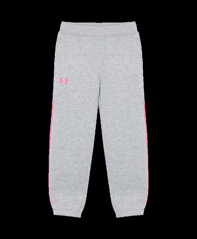 女小童UA Rival Fleece Joggers长裤