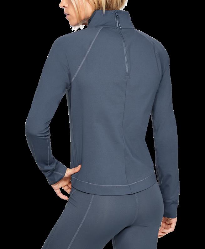 女士UA RUSH ColdGear®长袖运动衣