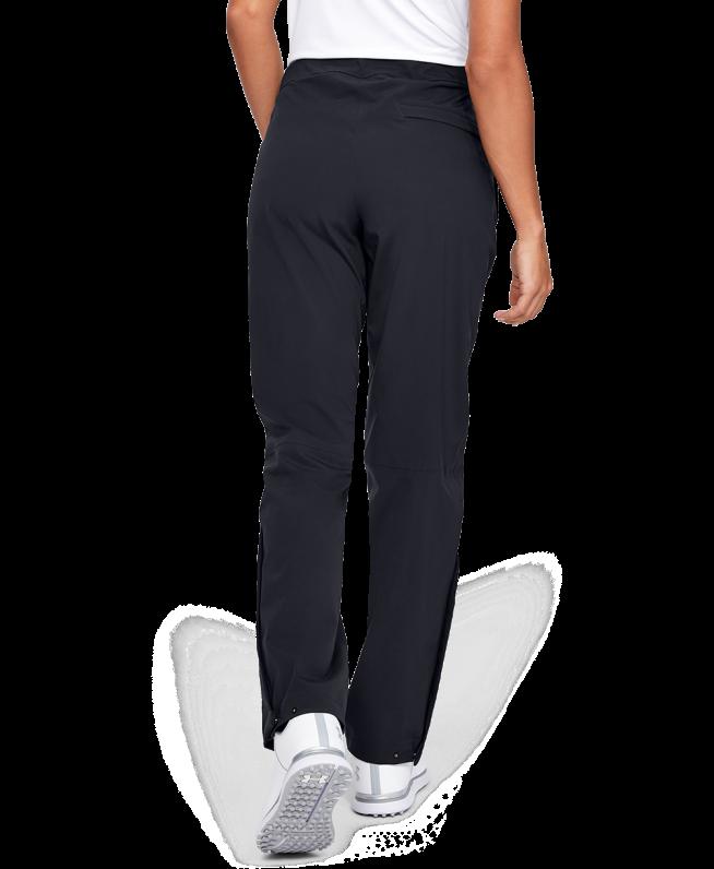 女士UA Golf Rain高尔夫长裤