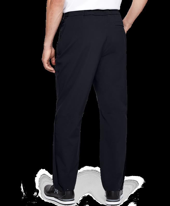 男士UA Golf Rain高尔夫长裤