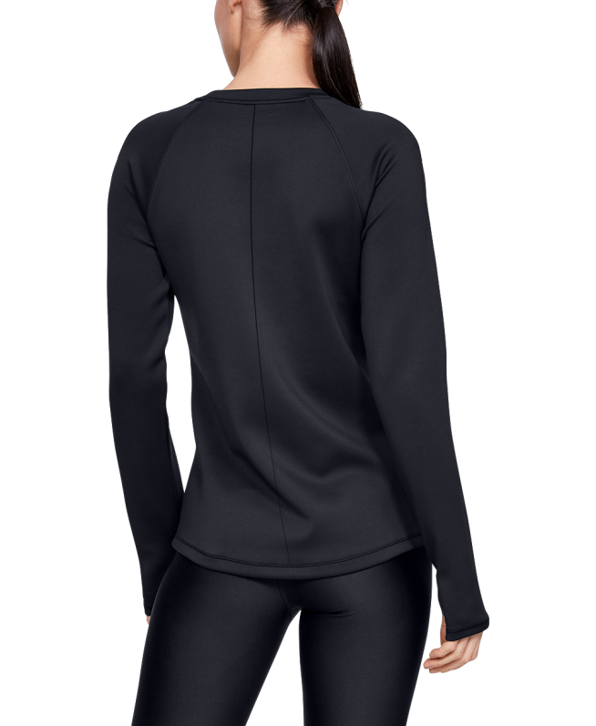 女士ColdGear® Doubleknit长袖运动衣