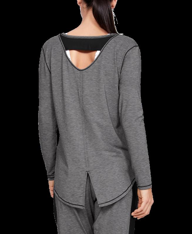 女士UA Recover Sleepwear长袖上衣