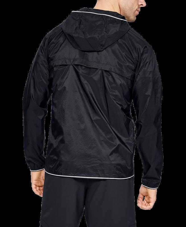 男士UA Qualifier Storm Packable夹克