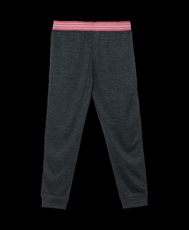 女小童UA Amped Joggers长裤