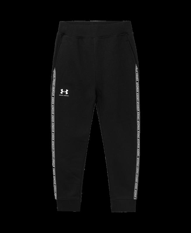 女小童UA Taped Joggers长裤