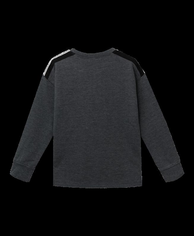 男小童UA Taped Pocket长袖T恤