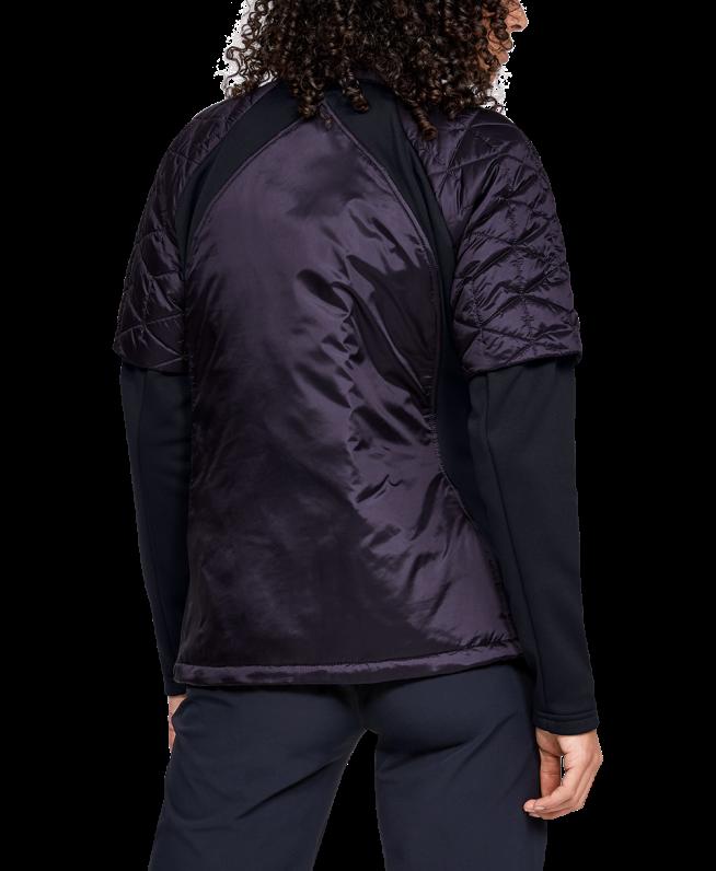 女士ColdGear® Reactor Golf Hybrid高尔夫夹克