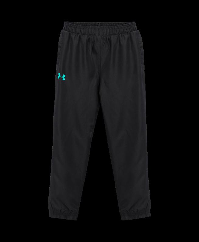 男小童UA Woven Warm Up长裤