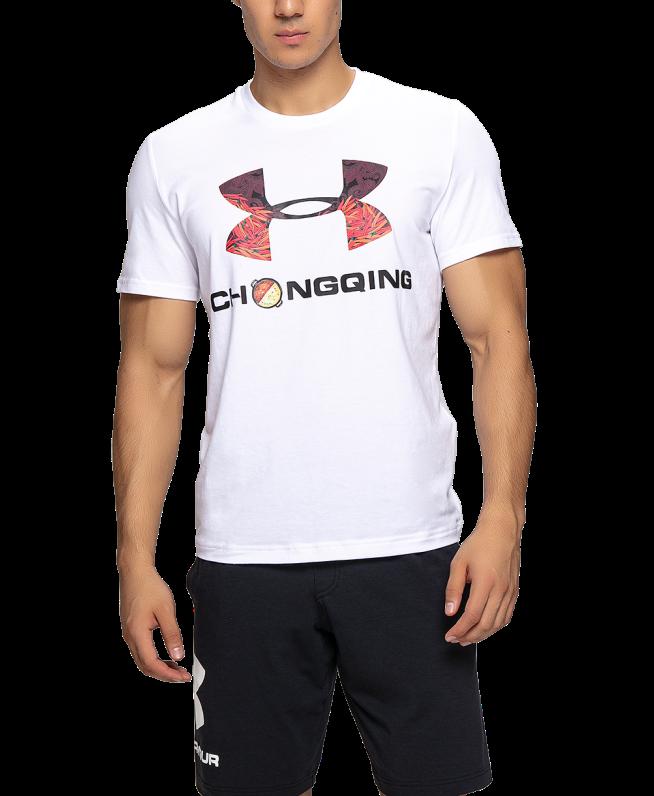男女同款UA重庆城市T恤