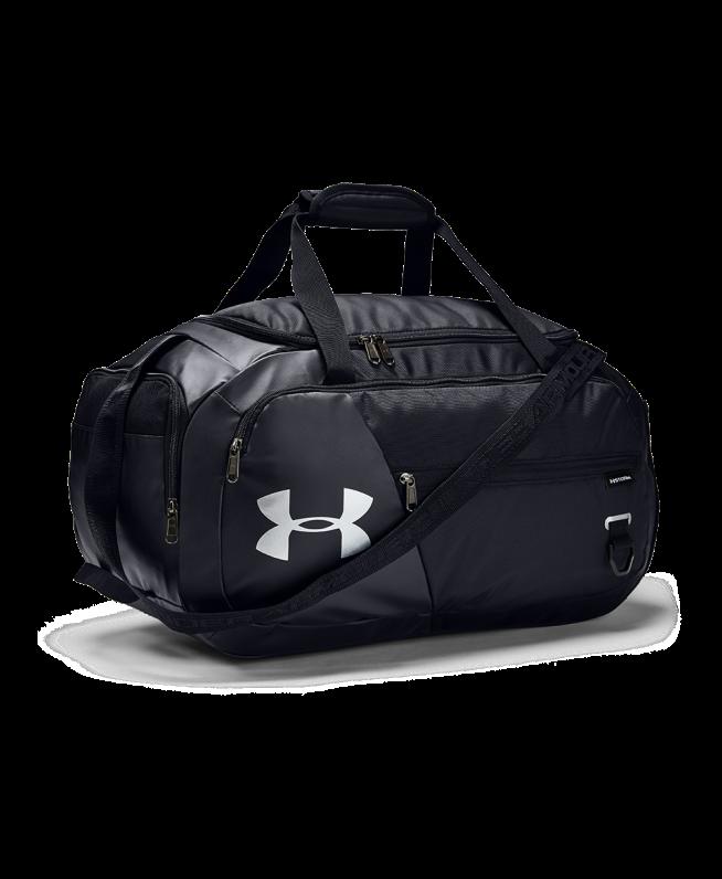 男女同款UA Undeniable Duffel 4.0小号旅行包
