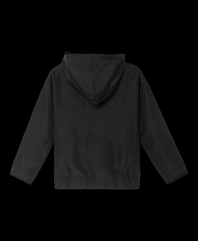 男小童UA Woven Logo Warm Up夹克