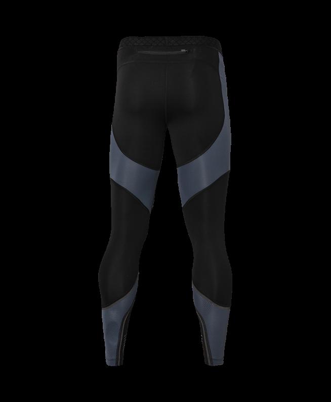女士UA RUSH ColdGear® Run跑步紧身裤