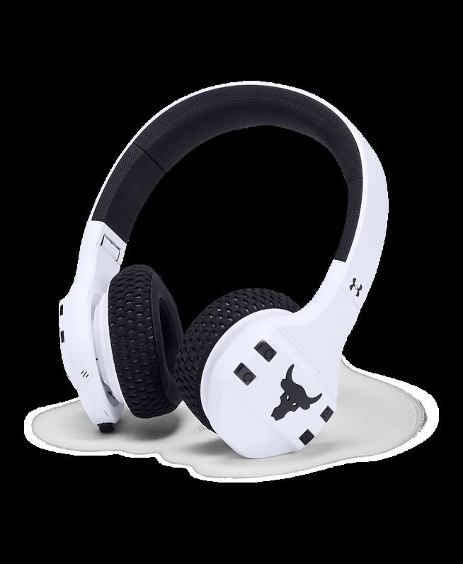UA × JBL 运动无线耳机 — Project Rock版