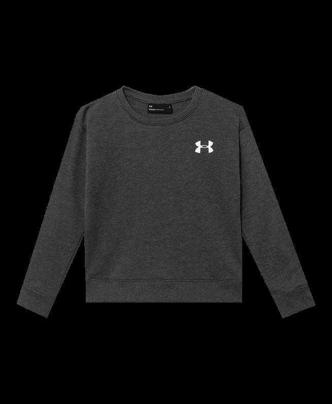 男小童UA Rival Branded圆领运动衣