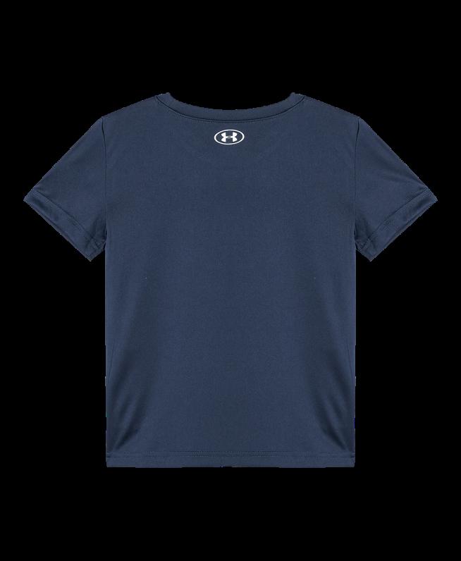 男小童UA Boxed Logo短袖T恤