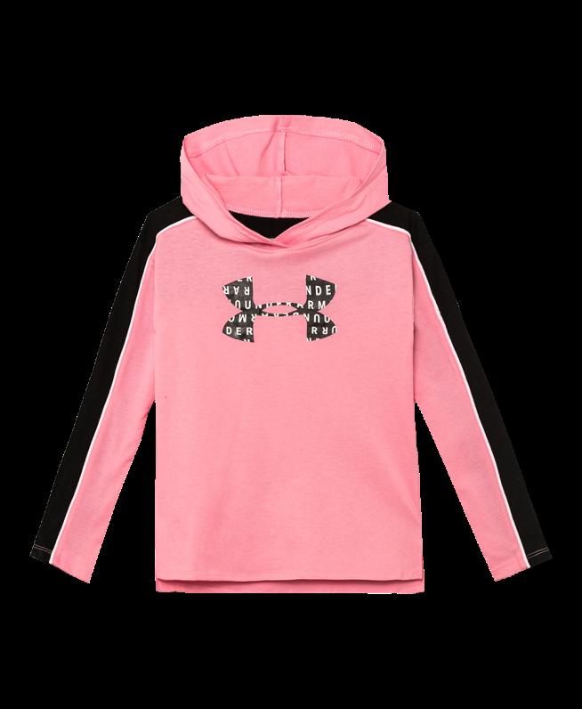 女小童UA Favorite长袖运动衣