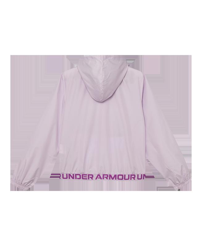 女童UA Play Up梭织夹克