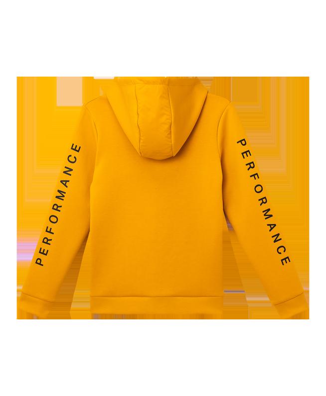 男童UA Apollo Warm Up拉链衫
