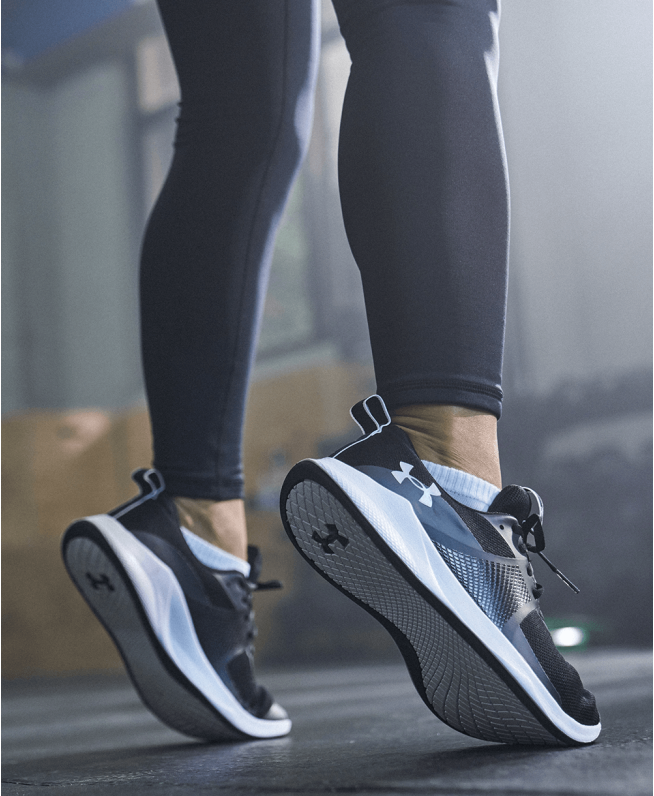 女士UA Charged Aurora训练鞋