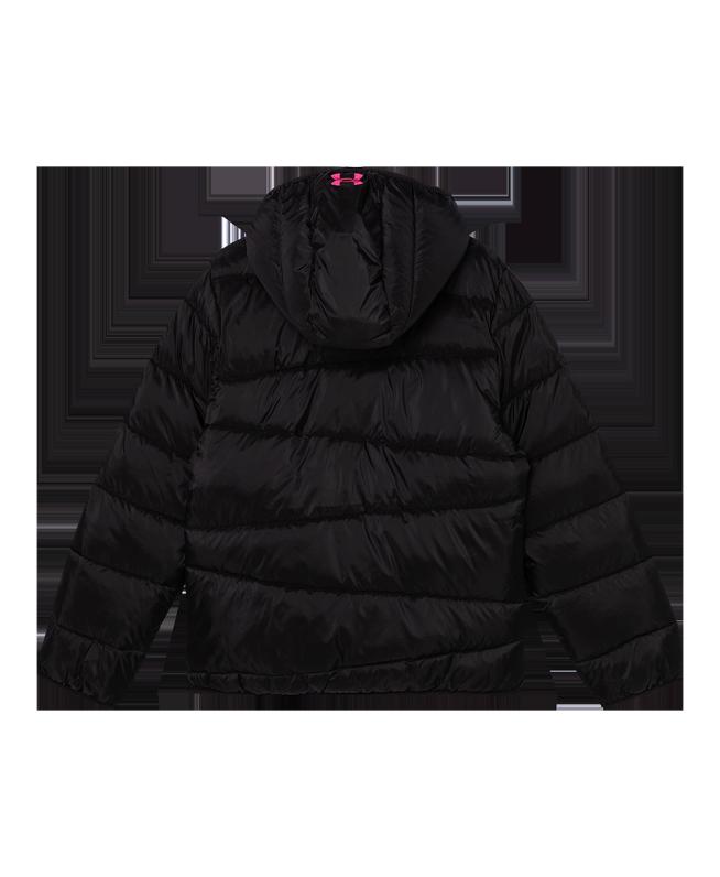 女童UA Prime Puffer夹克