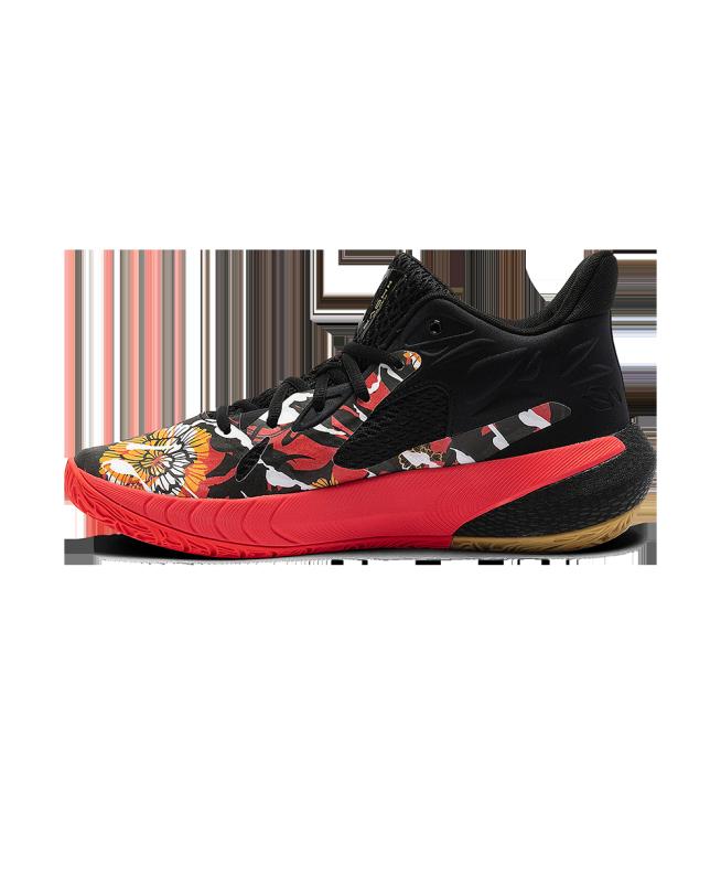 男女同款UA HOVR Havoc 3 CNY新春系列篮球鞋