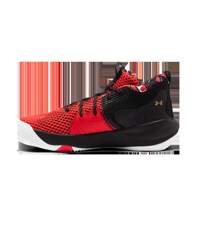 男女同款UA Embiid 1 CNY新春系列篮球鞋