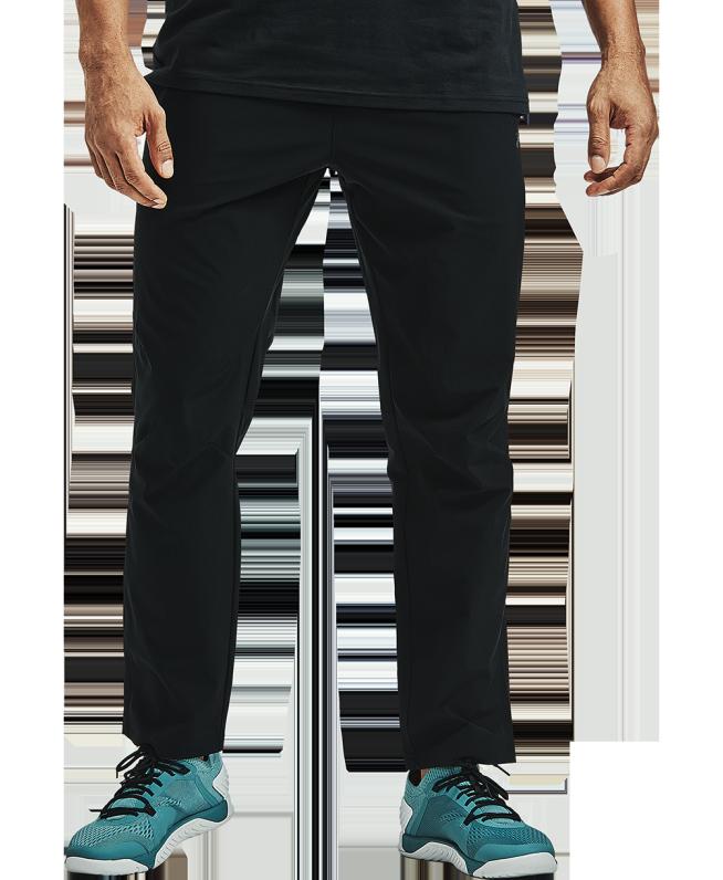 男士梭织长裤