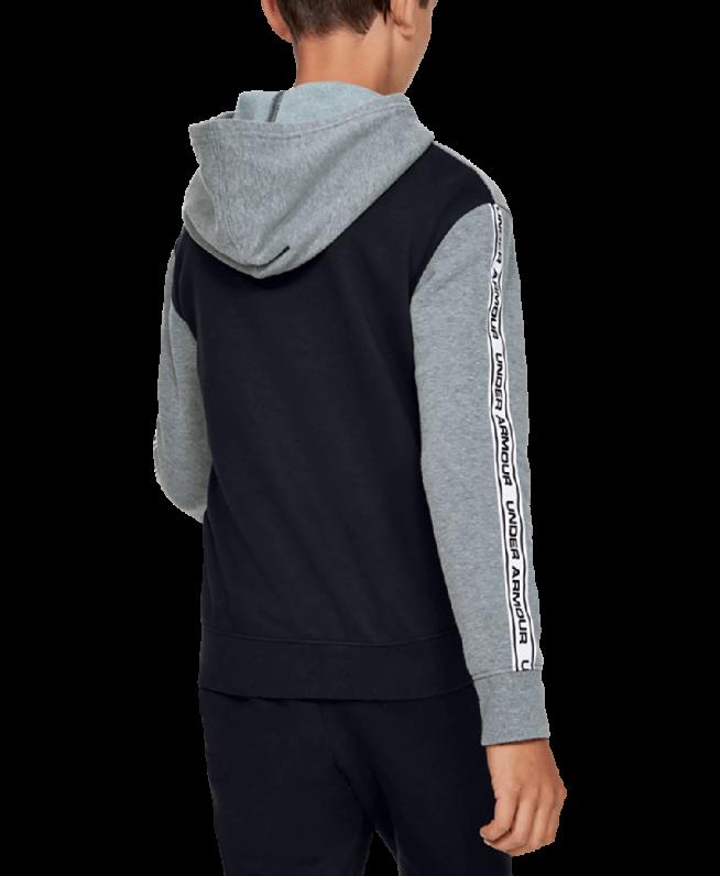 男童UA Sportstyle Fleece连帽上衣