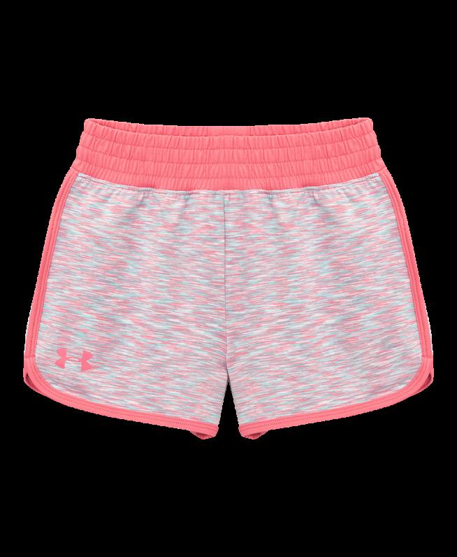 女小童UA Record Breaker短裤