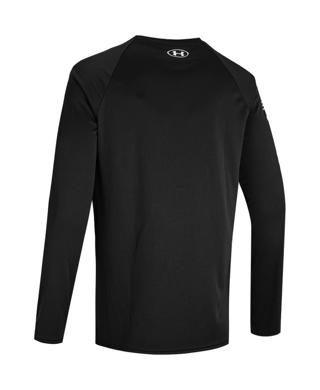 男士Velocity 2.0 Graphic长袖运动衣