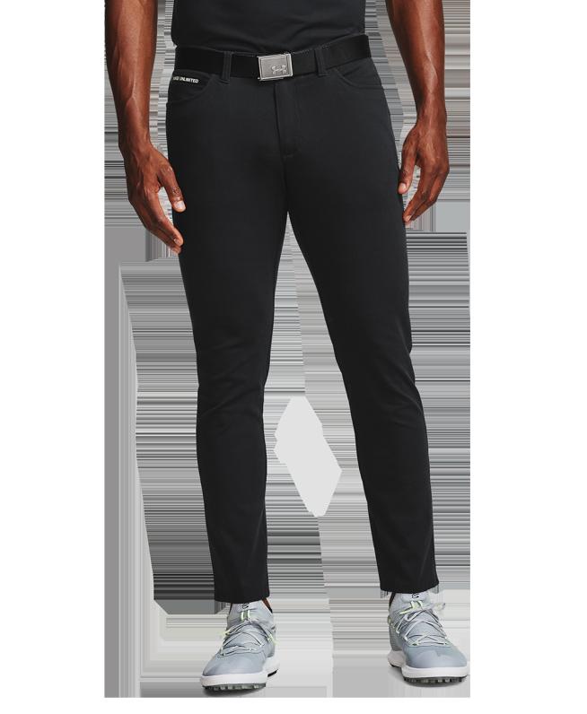 男士UA Range Unlimited Slim Tapered五口袋长裤