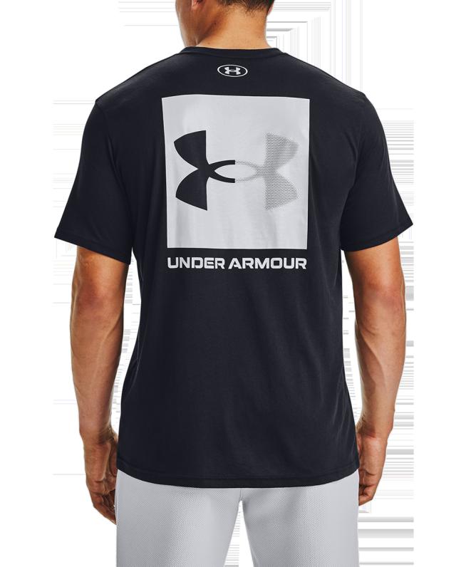 男士UA Box Logo短袖T恤
