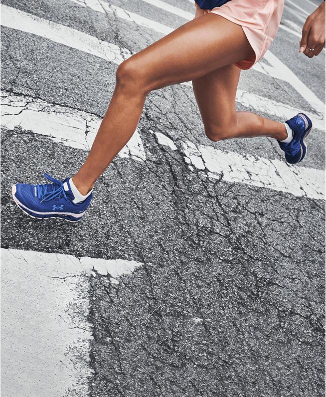 女士UA HOVR Guardian 2跑鞋