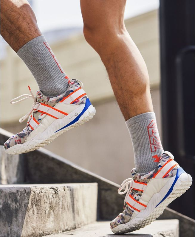 男女同款UA Valsetz Trek PRDS Camo运动休闲鞋
