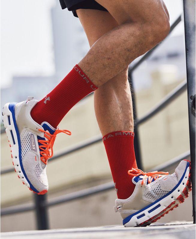 男女同款UA HOVR Summit PRDS Camo运动休闲鞋