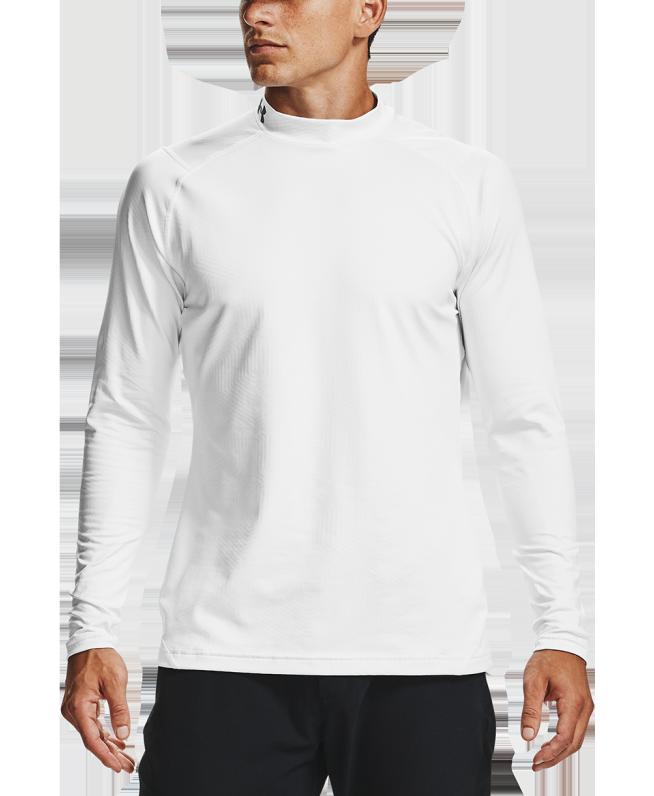 男士ColdGear® Infrared高尔夫长袖高领运动衣