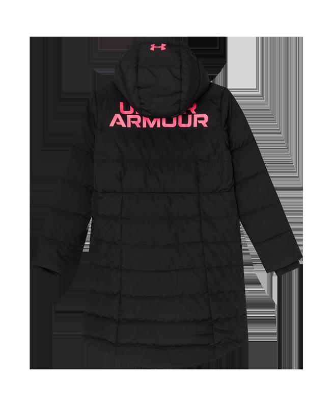 女童UA Bench Puffer夹克
