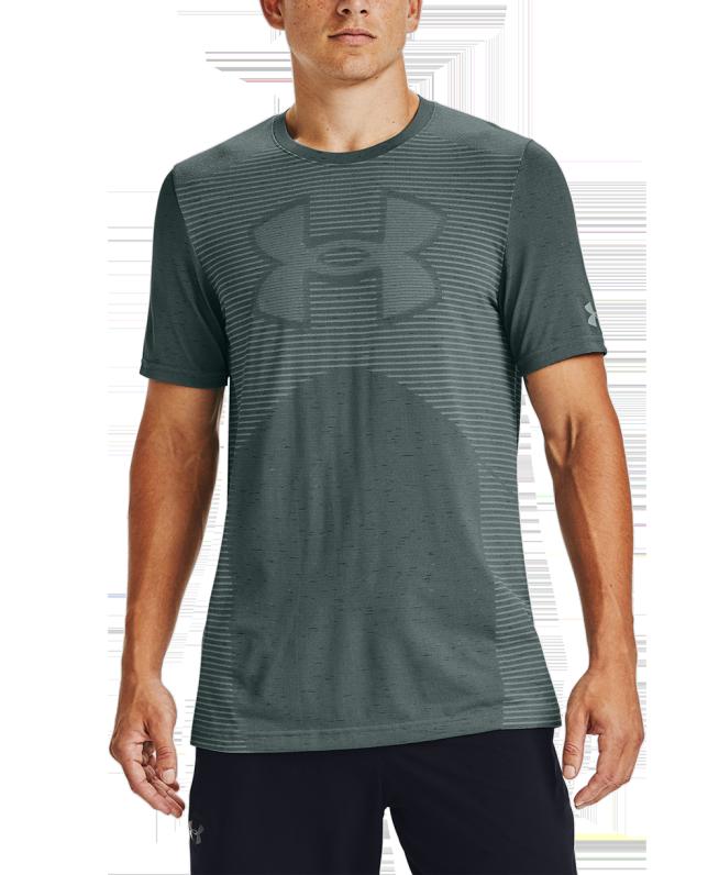 男士UA Seamless Logo短袖T恤