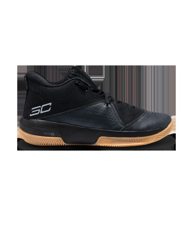 男女同款UA SC 3ZER0 IV篮球鞋