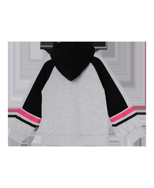 女小童UA Big Logo Bleacher运动套装