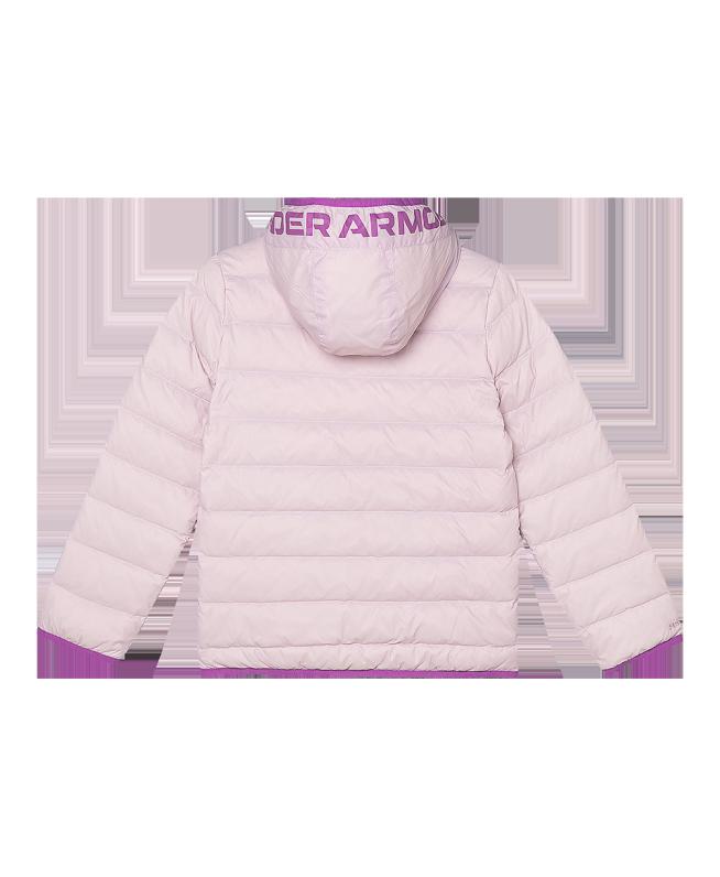 女小童UA Lightweight羽绒夹克