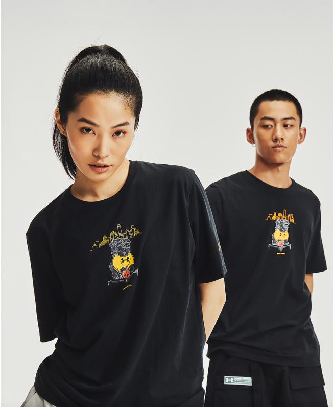 男女同款UA北京城市T恤