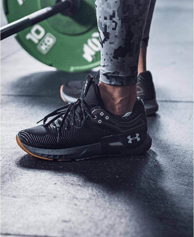 男士UA HOVR Apex 2训练鞋