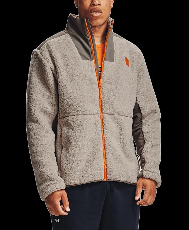 男士UA Legacy Sherpa运动夹克