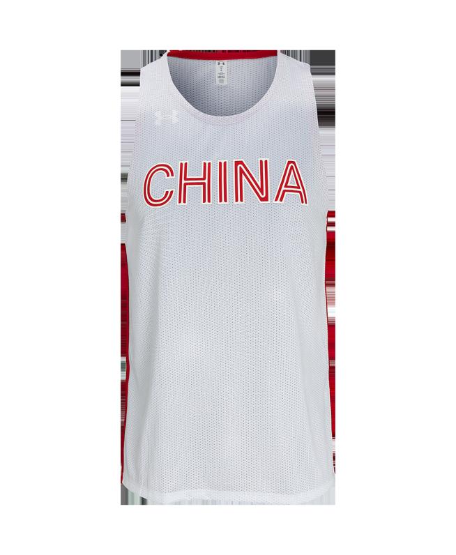 男女同款China 3x3 Replica背心
