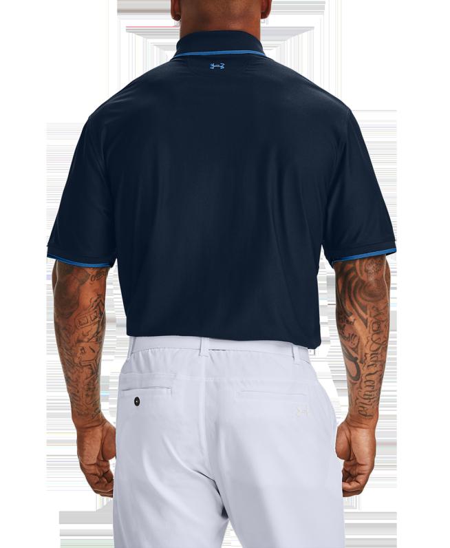 男士UA Playoff Pique Polo衫