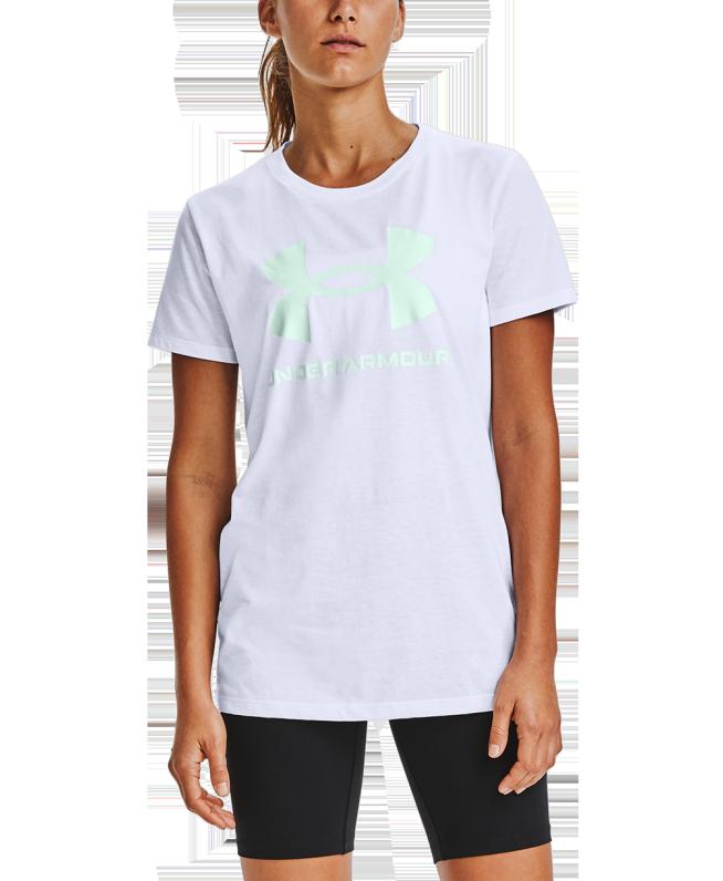 女士UA Sportstyle Graphic短袖T恤