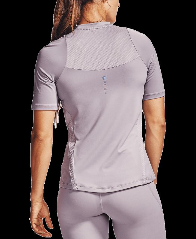 女士UA RUSH短袖T恤